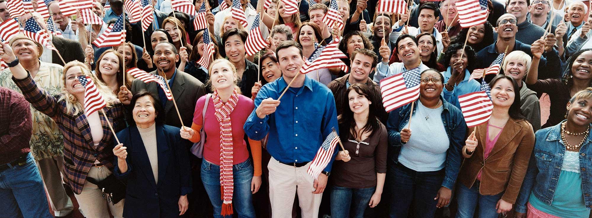 political campaign graphic design