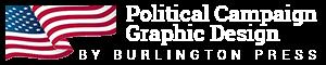 Political Campaign Graphic Design Logo